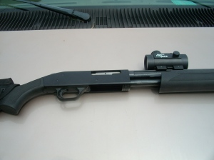 My Newest .410 Toy Mossberg 500